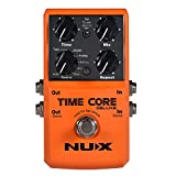 ammoon Efecto Pedal NUX TIME CORE DELUXE Electric Guitar Digital Delay...