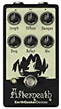 EarthQuaker Devices Afterneath Reverb V2 · Pedal guitarra eléctrica